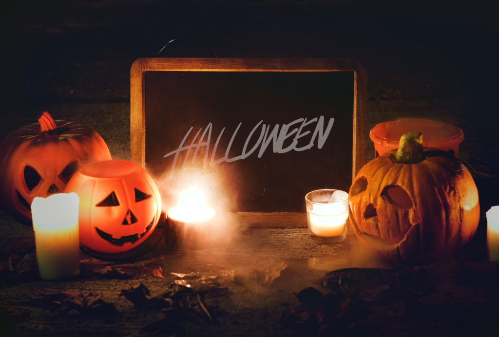 Tiramisu spécial halloween