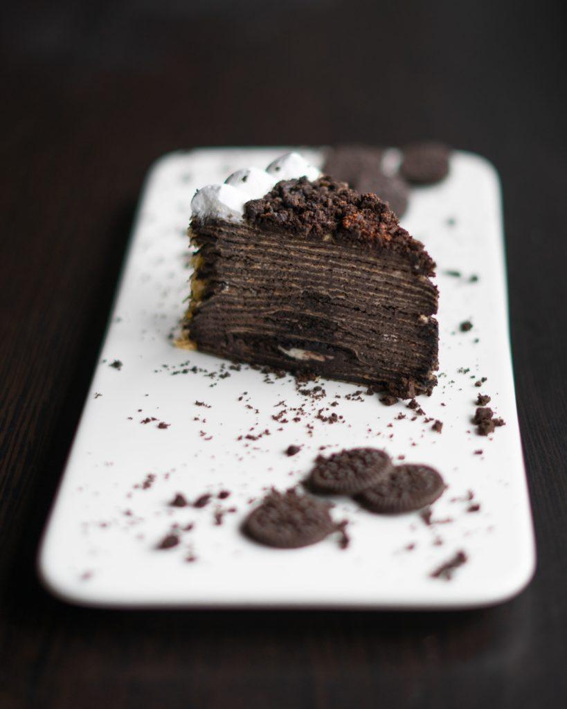 Gâteau aux crêpes façon tiramisu
