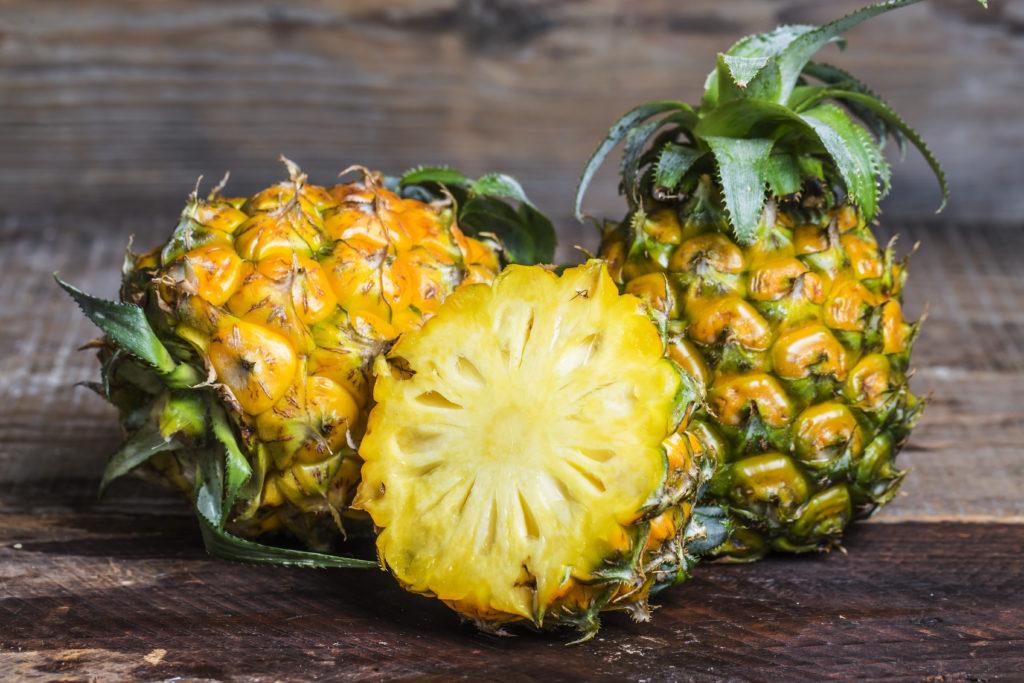 Tiramisu à l'ananas