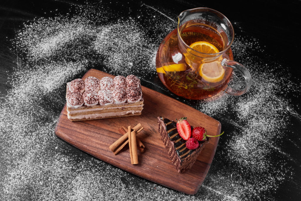 Gâteau saveur tiramisu